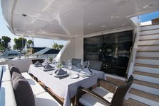 thumbnail-8 Admiral 83.0 feet, boat for rent in Alimos, GR