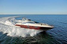 Enjoy the Mediterranean on this luxurious Mega Yacht!