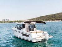 thumbnail-10 Jeanneau 26.0 feet, boat for rent in Split region, HR