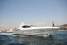 thumbnail-1 LEOPARD 78.0 feet, boat for rent in Cannes, FR