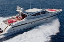 thumbnail-1 Mangusta 92.0 feet, boat for rent in Palma de Mallorca, ES