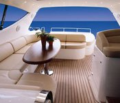 thumbnail-7 UNIESSE 54.0 feet, boat for rent in Miami,