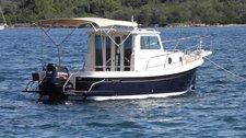thumbnail-1 Leidi 23.0 feet, boat for rent in Kvarner, HR