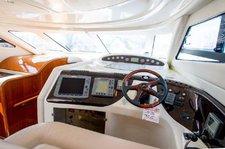 thumbnail-10 2001 Cranchi 48 Sedan 48.0 feet, boat for rent in Brooklyn, NY