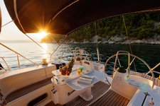thumbnail-12 Bavaria Yachtbau 45.0 feet, boat for rent in Split region, HR