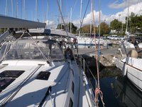 thumbnail-15 Bavaria Yachtbau 46.0 feet, boat for rent in Saronic Gulf, GR