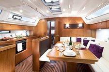 thumbnail-5 Bavaria Yachtbau 46.0 feet, boat for rent in Saronic Gulf, GR