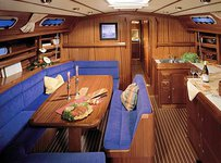 thumbnail-2 Bavaria Yachtbau 50.0 feet, boat for rent in Split region, HR