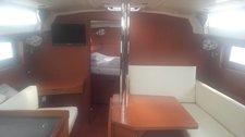 thumbnail-8 Bénéteau 40.0 feet, boat for rent in Zadar region, HR
