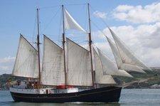 Fantastic Sailboat to host your next big event!