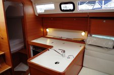 thumbnail-7 Dufour Yachts 33.0 feet, boat for rent in Zadar region, HR