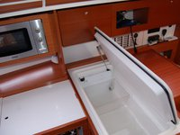 thumbnail-10 Dufour Yachts 36.0 feet, boat for rent in Zadar region, HR