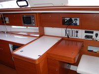thumbnail-11 Dufour Yachts 36.0 feet, boat for rent in Zadar region, HR