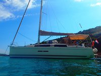 thumbnail-2 Dufour Yachts 36.0 feet, boat for rent in Zadar region, HR