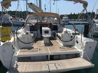 thumbnail-4 Dufour Yachts 40.0 feet, boat for rent in Primorska , SI