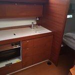 thumbnail-4 Dufour Yachts 40.0 feet, boat for rent in Zadar region, HR