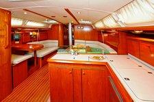 thumbnail-17 Jeanneau 43.0 feet, boat for rent in Split region, HR