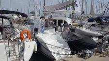 thumbnail-6 Lagoon-Bénéteau 37.0 feet, boat for rent in Saronic Gulf, GR