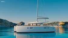 thumbnail-2 Lagoon-Bénéteau 38.0 feet, boat for rent in Saronic Gulf, GR