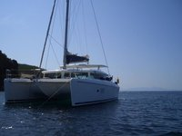 thumbnail-10 Lagoon-Bénéteau 41.0 feet, boat for rent in Saronic Gulf, GR