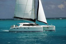 thumbnail-1 Nautitech Rochefort 47.0 feet, boat for rent in Saronic Gulf, GR