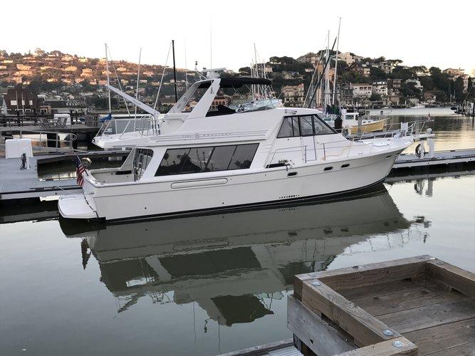 Motor yacht boat rental in Sausalito, CA, CA