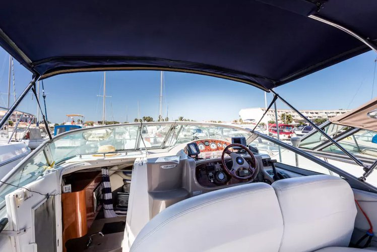 Boat rental in Cap D Agde,