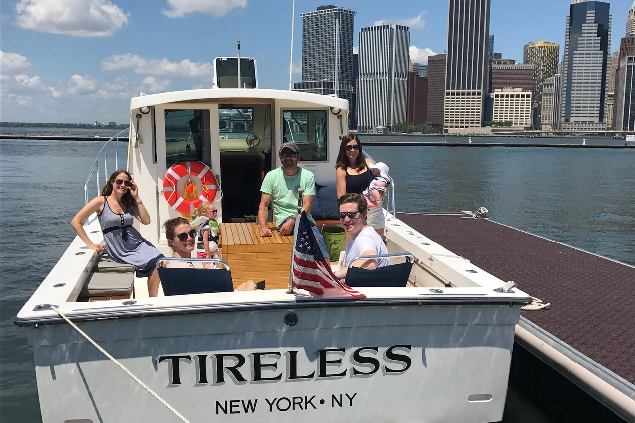 new york boat and yacht rentals