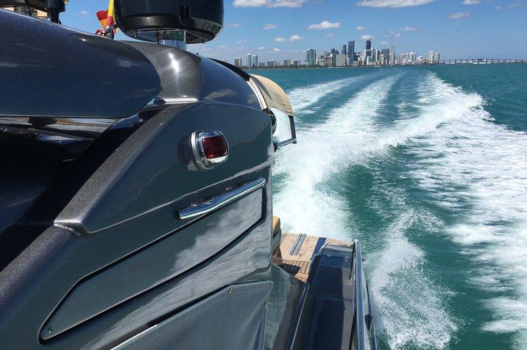 Boat for rent ROGUE 60.0 feet in Rickenbacker Marina, FL