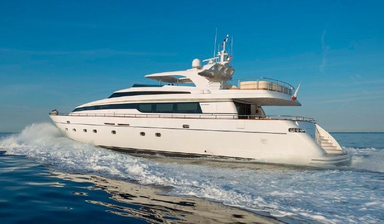 Fantastic Yacht of 32m with Crew for Up To 13 Guests