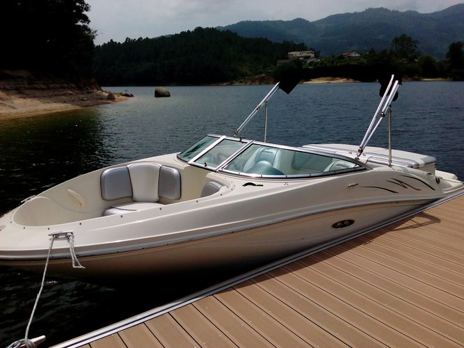 Sea Ray 185 Sport for rent in Rio Caldo