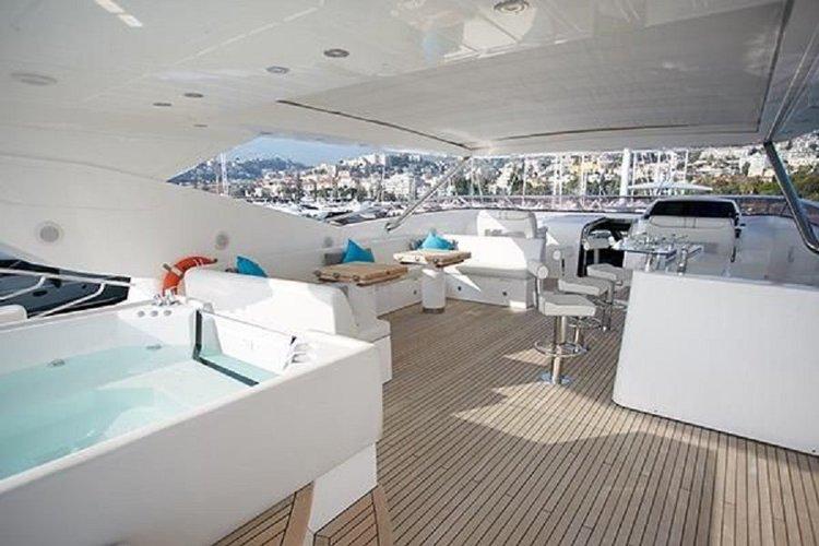 Sunseeker boat for rent in Monaco-Ville