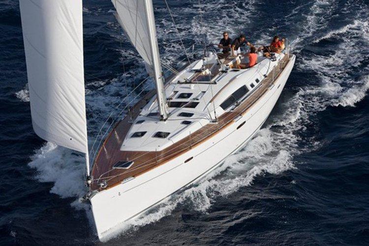 Motorsailer boat rental in Marina di Cagliari,