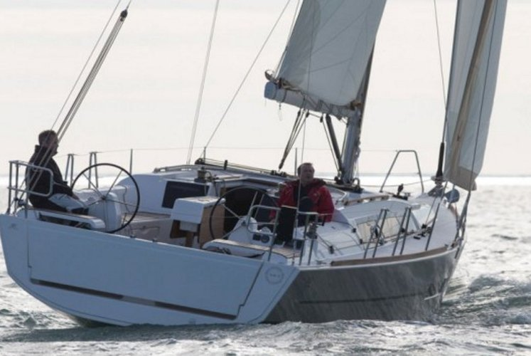 Dufour boat for rent in Annapolis