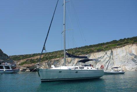 Jeanneau's 37.0 feet in Alimos