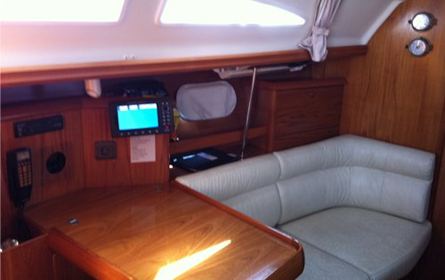 Jeanneau boat for rent in Alimos
