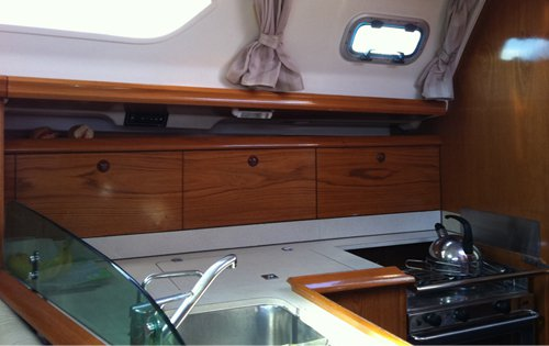 Boat for rent Jeanneau 37.0 feet in Alimos, Athens, Greece,