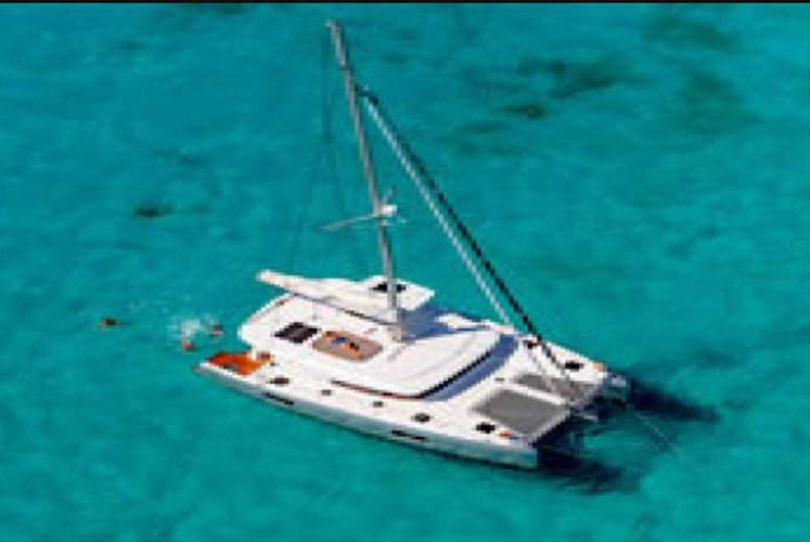 Explore in this Beautiful Catamaran