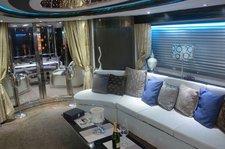 thumbnail-3 Azimut 85.0 feet, boat for rent in Miami, FL