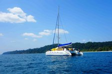thumbnail-8 Fountain Pajot 46.0 feet, boat for rent in Phuket, TH