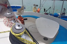 thumbnail-3 Fountain Pajot 46.0 feet, boat for rent in Phuket, TH