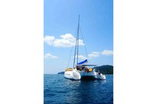 thumbnail-7 Fountain Pajot 46.0 feet, boat for rent in Phuket, TH
