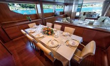thumbnail-20 Sanlorenzo 108.0 feet, boat for rent in ibiza, ES