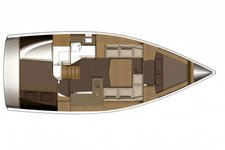 thumbnail-8 Dufour 37.0 feet, boat for rent in Annapolis,