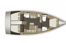 thumbnail-4 Dufour 47.0 feet, boat for rent in Annapolis,