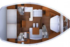 thumbnail-10 Jeanneau 53.0 feet, boat for rent in Annapolis,
