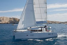 Sail around in this Magnificent Catamaran