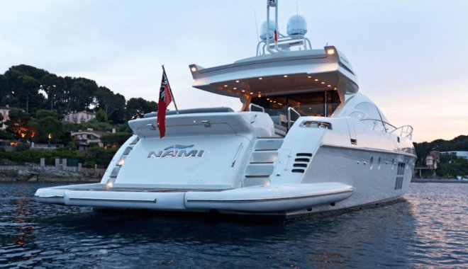 Boat for rent Azimut 85.3 feet in Nice, France