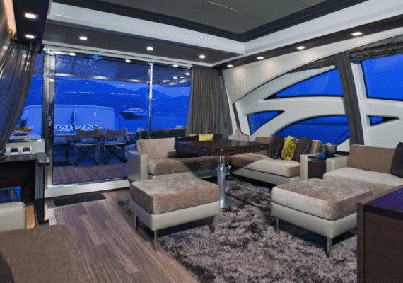 Boating is fun with a Azimut in Nice