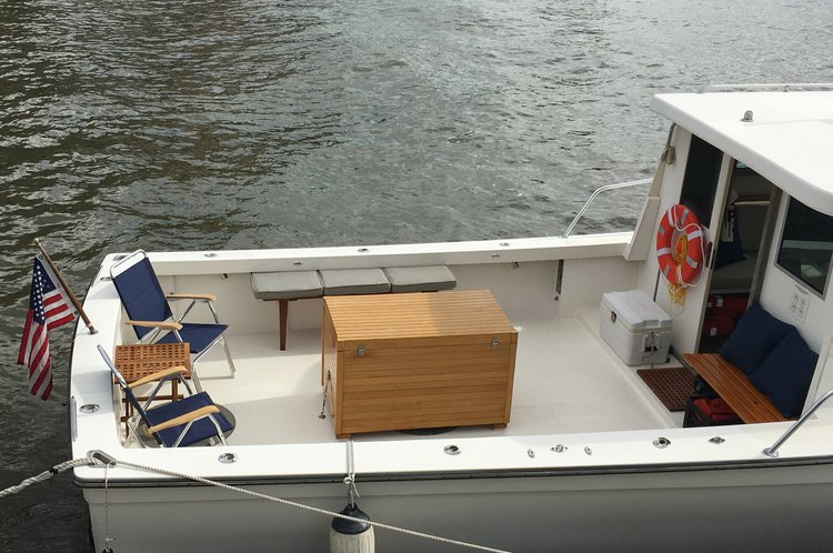 Boat for rent Henriques 35.0 feet in pier 25, NY